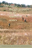 bookcover 100 Native Forage Grasses in 11 Southern States