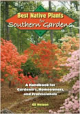 bookcover Best Native Plants for Southern Gardens by Gil Nelson