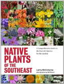 bookcover Native Plants of the Southeast by Larry Mellichamp