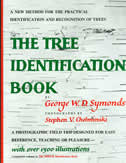 bookcover The Tree Identification Book by George Symonds